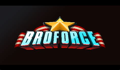 broforce full version mega broforce indiegame identi