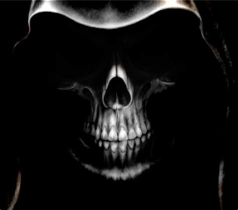 quot i saw the grim reaper and thought you re gonna die
