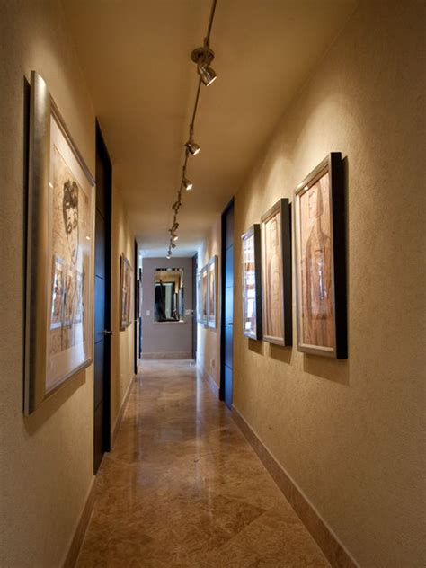 small hallway lighting ideas how to use track lighting for your home s interior