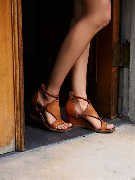 Wedges Sandal Wanita Rwi 318 689 Best Clothes I Would Totally Wear Images On
