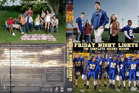Friday Lights Season 2 by Friday Lights Season 2 Tv Dvd Custom Covers Friday Lights Season 2