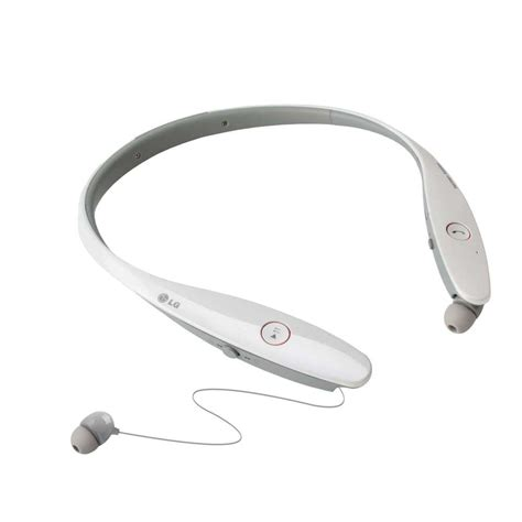 Headset Bluetooth Lg Hbs 900 lg tone infinim hbs 900 premium wireless headset white headphones sg