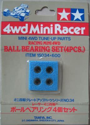 Jual Bearing Mini 15034 bearing set 4pcs toko mini 4wd kit sparepart