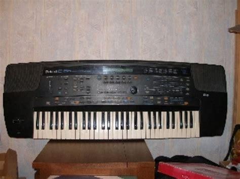 Keyboard Roland E86 roland e 86 image 34221 audiofanzine