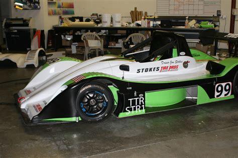 custom racing graphics  le mans car santa monica ca