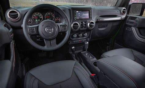 jeep white inside 2017 jeep wrangler release date redesign and interior 2017