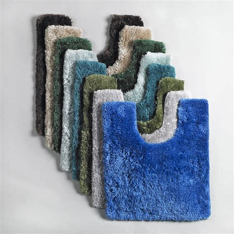 Bathroom Contour Rugs Contour Non Skid Bath Rug Make Your Bathroom Safe At Kmart And Sears