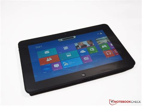 Tablet Dell review dell latitude 10 tablet notebookcheck net reviews