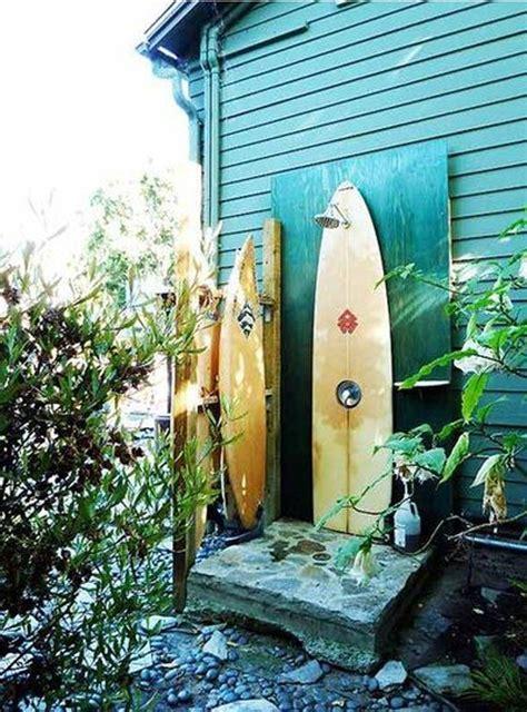 surfboard outdoor shower surfboard outdoor shower decor cottages