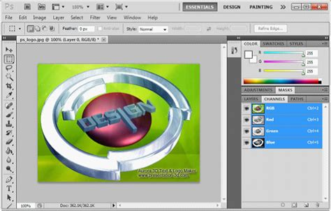 create 3d how to create a real cool 3d logo aurora3d software