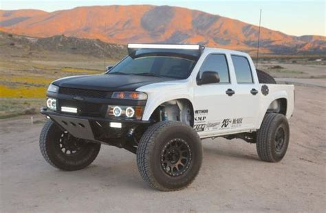 Ford Ranger Bed 04 12 Chevy Colorado 4 Quot Bulge Off Road Fiberglass Fenders