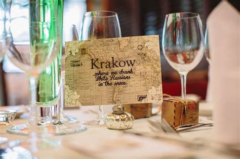 Ideas For Wedding Table Names 101 Great Ideas For Your Wedding Table Names