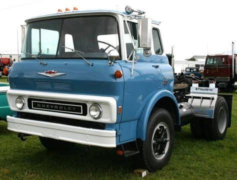 chevy semi truck 1975 chevrolet 6500 coe semi truck semi