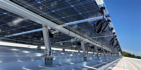 bifacial solar panels enter  commercial shopping basket
