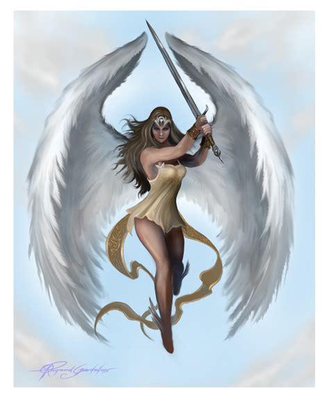 angel tattoo prints guardian angel artwork www imgkid com the image kid