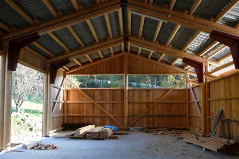 Scheune Pultdach by Landwirtschaftliche Bauten Vom Steirische Holzbau Meister