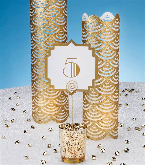 deco table numbers deco table number and decorative luminary joann jo