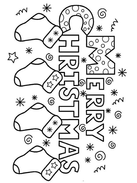 merry coloring pages free printable merry