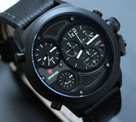 Jam Tangan Pria Expedtion Original E6730 M jual jam tangan expedition e6396m black leather original emgus