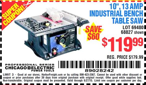 bench coupons bench coupon code 28 images harbor freight tools