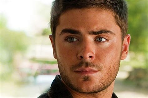 zac effrons hair in the lucky one zac efron lucky to play a war hero showbiznest