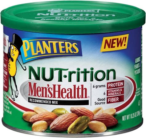 Food And Product Reviews Planters Nut Rition Men S Planters Peanuts Nutrition