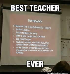 best teacher meme