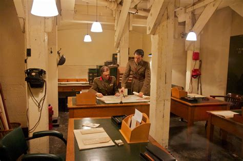 War Rooms by Churchill War Rooms In European Trips