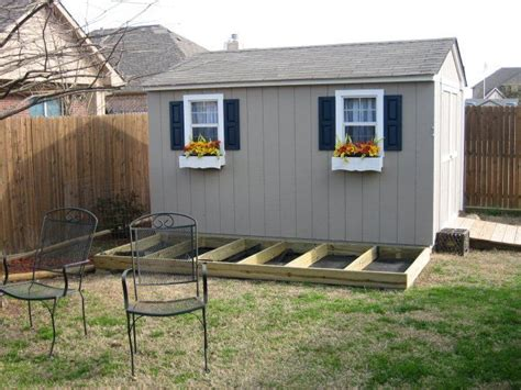 Shed With Deck by Shed Deck Lean To Shed Kit Different Types Shed