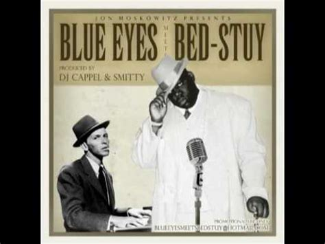 blue eyes meets bed stuy notorious big vs frank sinatra everyday struggle a day
