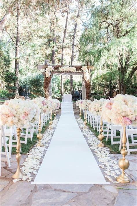 25 rustic outdoor wedding ceremony decorations ideas rustic outdoor country weddings and