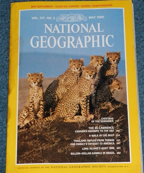 National Geographic Ind Maret 2009 ntl geographic may 1980 vol 157 no 5