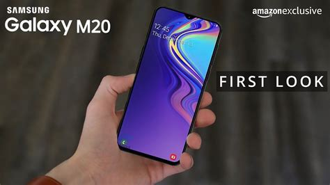 Samsung M20 Samsung Galaxy M20 Official Galaxy M20 Price Specifications Release Date In India