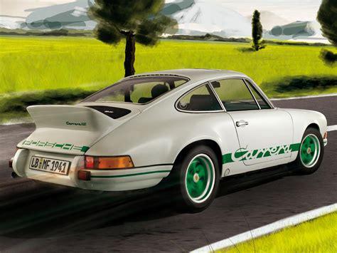 Porsche Scene by Porsche Scene Top Themen 40 Jahre Porsche Carrera Rs 2