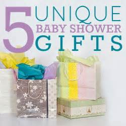 Fun Gifts Ideas by Unique Baby Shower Gifts Ideas Babywiseguides Com