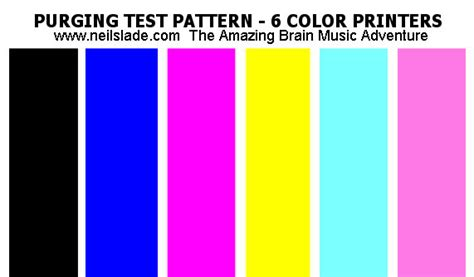 test pattern epson make sure and check out our air cleaning program below on