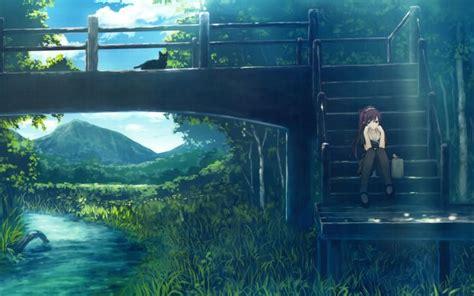 imagenes de paisajes tristes paisajes tristes anime paisajes anime pinterest