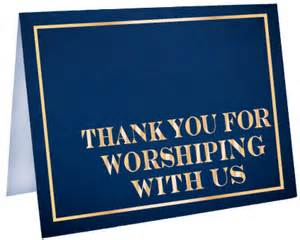 thank you for worshiping with us bf117 ministry
