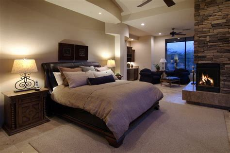 Bedroom Fireplace Design Ideas 15 Magnificent Master Bedrooms With Fireplace
