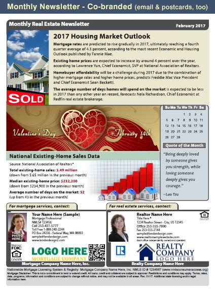 Open House Financing Flyer Template