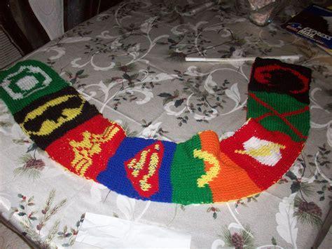 knitting pattern batman scarf loki scarf threadpanda