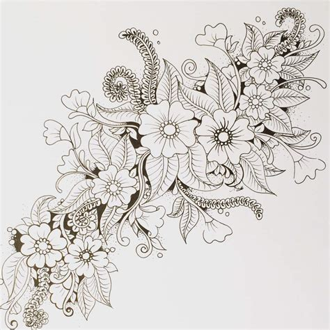 flower doodle flower doodle www pixshark images galleries