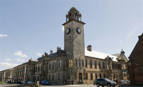 Clydebank Town Hall   West Dunbartonshire Council