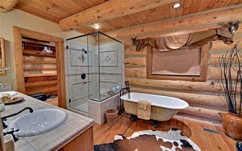 lake blue ridge custom log home traditional bathroom 45 rustic and log cabin bathroom decor ideas 2017 amp wall