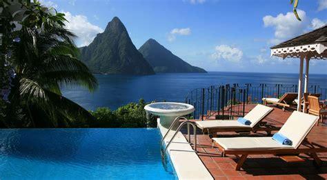 St Lucia Villa Cottages by Luxury Villa Rental St Lucia Le Gallerie