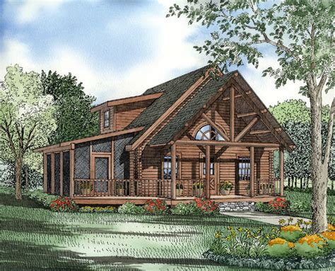 free log cabin home plans house design