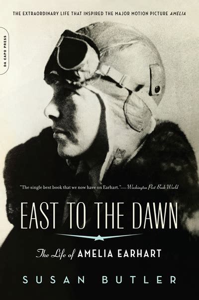 biography book on amelia earhart east to the dawn amelia earhart story