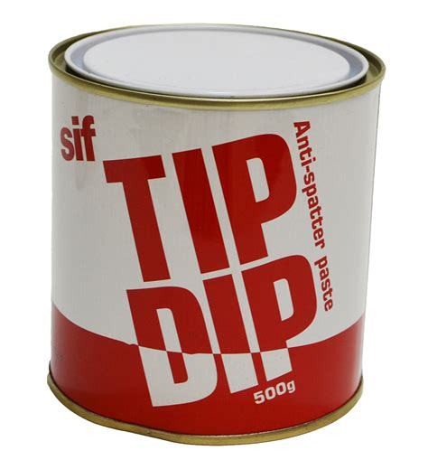 weldability sif sif tip dip  anti spatter fxtipdip