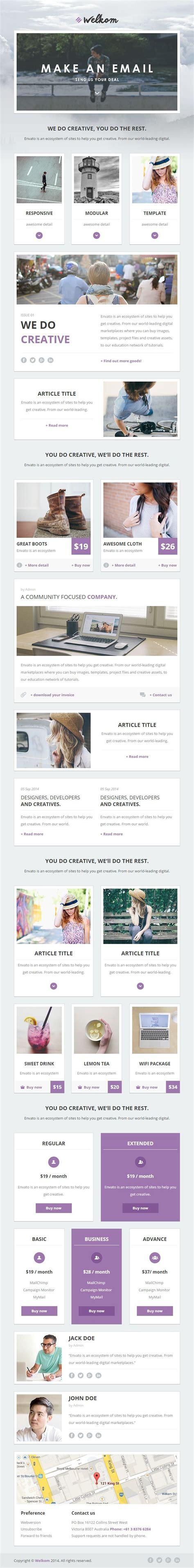 newsletter layout wordpress best 25 edm template ideas on pinterest email
