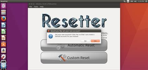 resetting ubuntu to factory settings how to reset ubuntu to factory defaults ostechnix